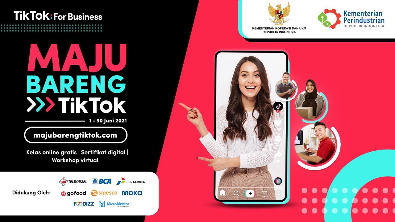 Tiktok for Business - Cindaga Comms
